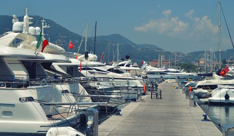A Season of Success for Porto Mirabello, La Spezia, Italy