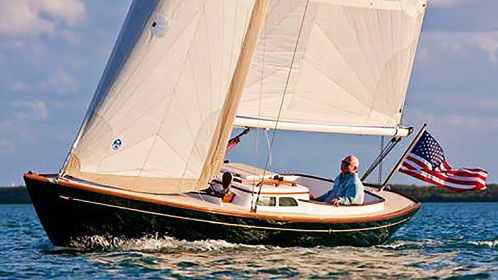 Morris Yachts M29 - Il perfetto daysailer