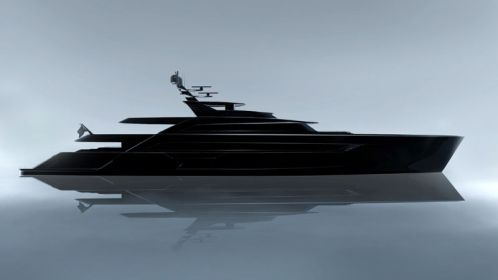Alia Yachts new contract signed for a 55mt superyacht