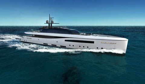 Baglietto is back to the Dubai International Boat Show 2018