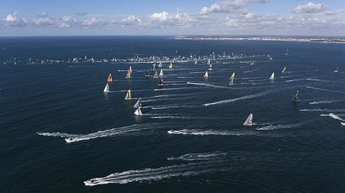 The Vendée Globe remains on course