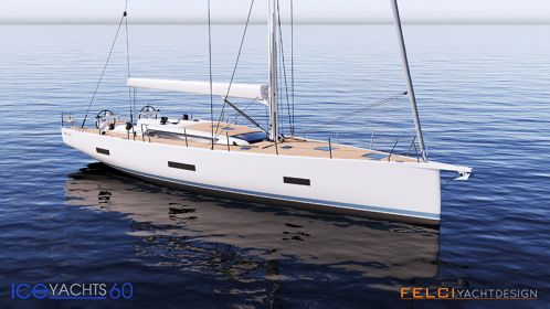 ICE Yachts: nasce il nuovo ICE 60 Grand Comfort