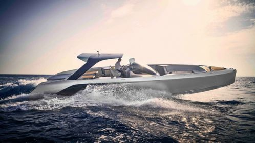Cannes Yachting Festival: Frauscher 1414 Demon Air in anteprima mondiale