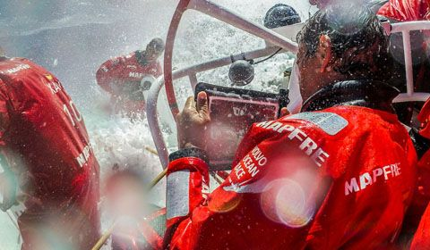 Hat-trick award success for The Ocean Race on global sporting stage