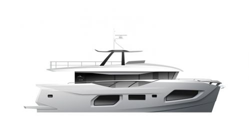 Numarine reveals design of its smallest expedition yacht 22XP