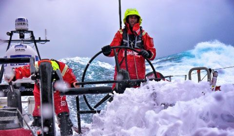 Volvo Ocean Race - Everything you need to know about the Southern Ocean