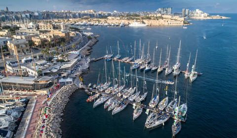 Malta Altus Challenge is the new entry of the 36th America's' Cup