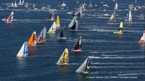 Vendée Globe 2020: The start in one year !