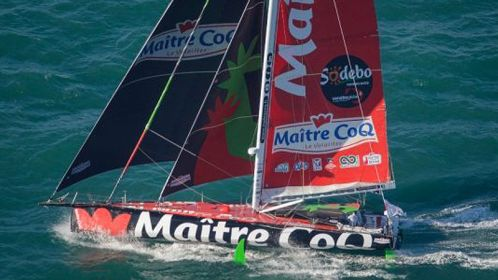 Vendée Globe - Bestaven back on top