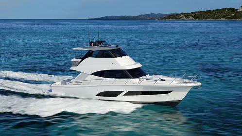 Riviera announces new 50 Sports Motor Yacht