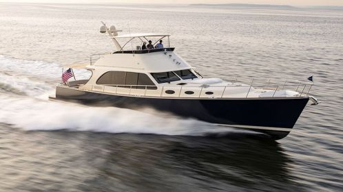 New Palm Beach 70 world debut at 2019 Fort Lauderdale Intl Boat Show