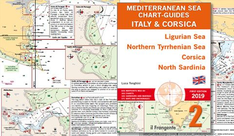 Luca Tonghini - MEDITERRANEAN SEA CHART - GUIDES - ITALY & CORSICA 2