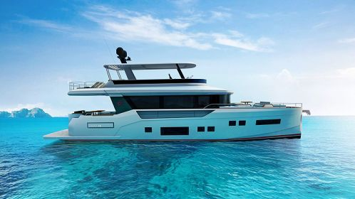 New Sirena 68 unveiled, the yacht for experienced cruisers