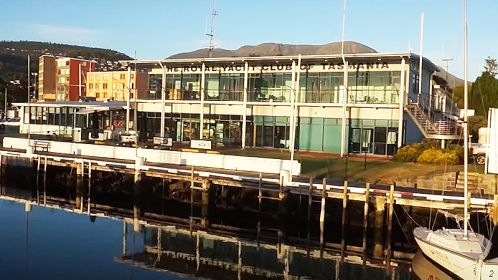 Royal Yacht Club of Tasmania, 1880