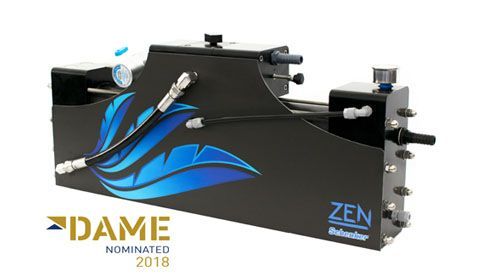 Nomination al DAME per ZEN, il dissalatore di design di Schenker Watermakers