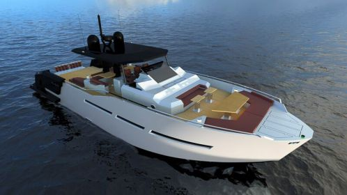 Mazu Yachts expands its range with a new 62-foot model