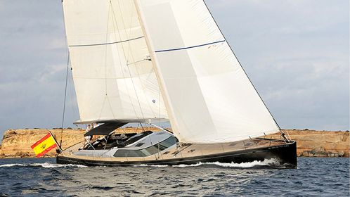 Camper & Nicholsons announce the sale of sailing yacht Concordia 28.80m Monty North 2000 (2013)