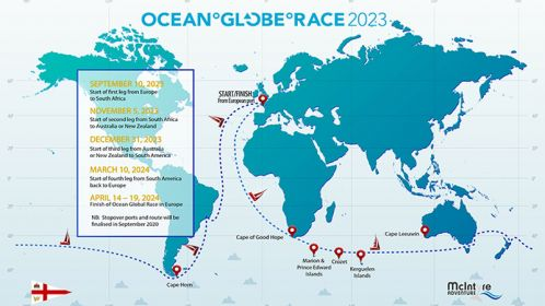 2023 Ocean Globe Race attracts first entries