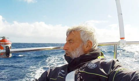 Golden Globe Race 2018 - Day 142: Jean-Luc Van Den Heede to round Cape Horn on Friday