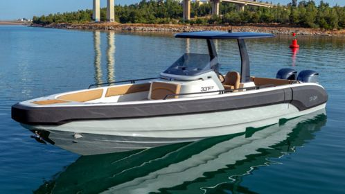 Onda Tenders new 331 Gran Turismo debuting at next CYF and MYS