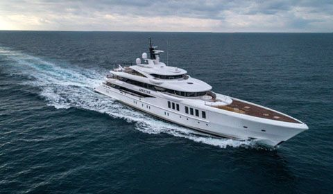 Benetti M/Y Spectre vince come Best Custom-Build Yacht agli Asia Boating Awards