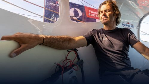 Vendée Globe - Gains are small and hard won on the climb to Recife