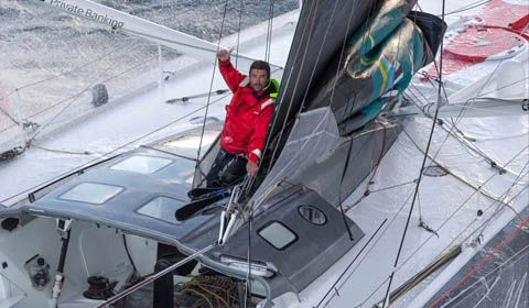 The Ocean Race: Herrmann looks to take on fully crewed challenge