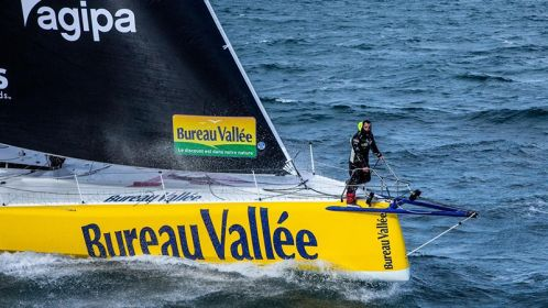 Vendée Globe - Breathaking. victory is In the balance !