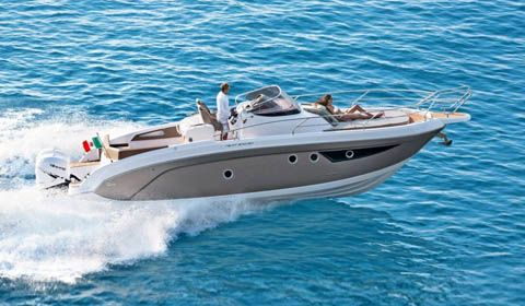 Ranieri International al Miami International Boat Show 2019