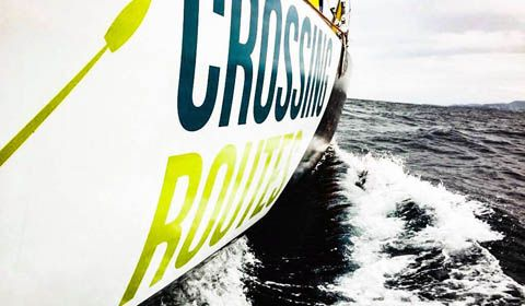 Crossing Routes - A Different Sailing Team alla Settimana Velica Internazionale.