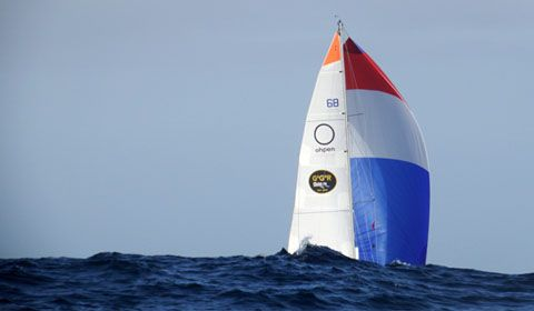 Golden Globe Race - Mark Slats faces time penalty for breach of Satellite communication rules