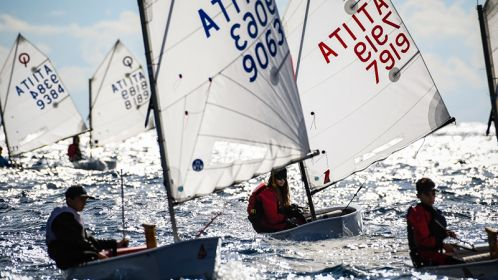 Yacht Club Italiano: International Genoa Winter Contest 2021