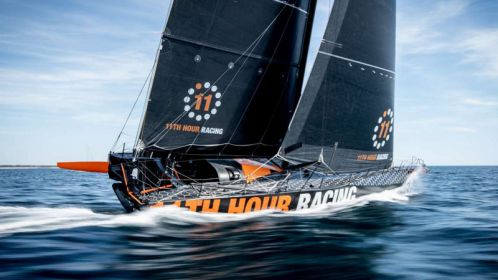 2019 Transat Jacques Vabre - 11th Hour Racing on the charge after Hugo Boss cuts kee