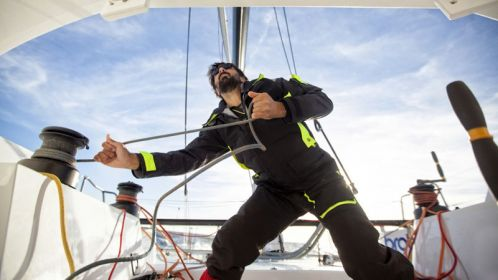 Vendée Globe -  Yoann Richomme: ''I just did not want to compromise and try and go with a poorly put together project''