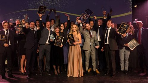 Metstrade 2019 - Biggest yet night under the stars for Boat Builder Awards