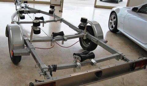 La Manutenzione Del Carrello Portabarca Tecnica E Manutenzione