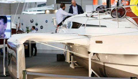 sailing at the boot d sseldorf 2017 news nautica report. Black Bedroom Furniture Sets. Home Design Ideas
