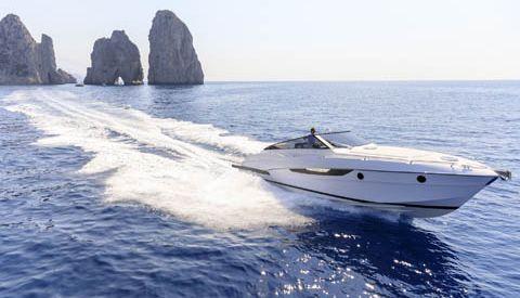 Rio yachts spider 40 la novit dell 39 estate 2017 yachts for Novita nautica 2017