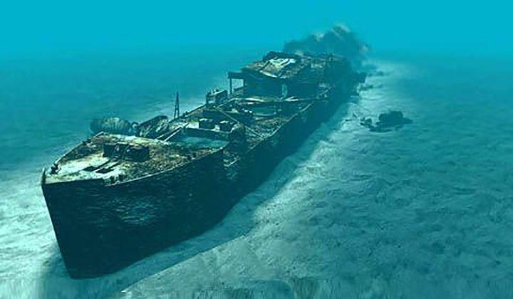 Mar Rosso: il relitto della Thistlegorm - Vita subacquea - NAUTICA REPORT