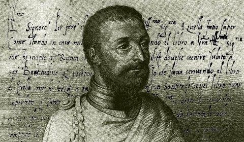 Antonio Pigafetta, uomo d'arme e ''Reporter'' del primo
